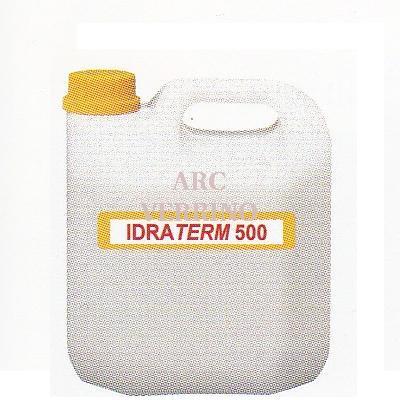 ANTIGELO ATOSSICO  concentrato FORIDRA IDRATERM 500 per Imp. riscaldam/condizion.- 5Kg.I.500T5