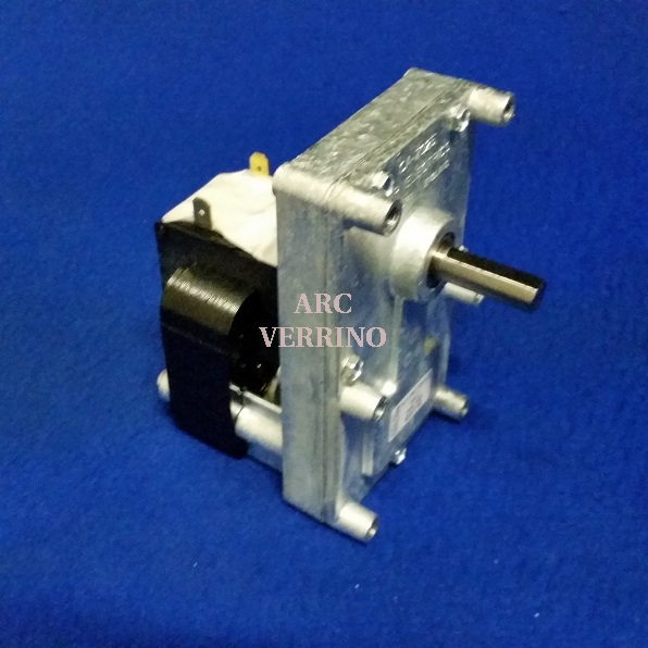 MOTORIDUTTORE MELLOR 230V 50Hz 2 rpm albero 9,5mm spianato FB1244 - 55002
