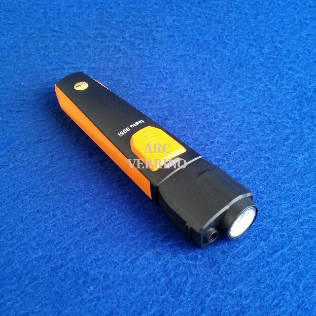 TERMOMETRO TESTO LASER (uso con smartphone) campo -30+250°C  0560 1805