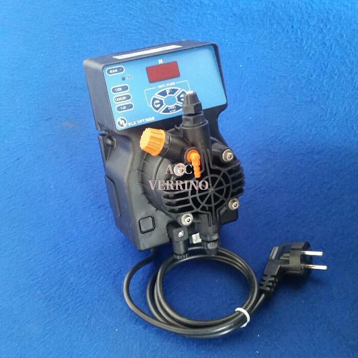 Pompa dosatrice etatron portata 5 lt h pressione 7 bar - Portata pressione ...