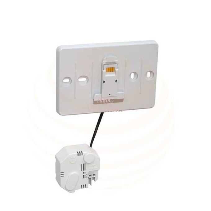 Kit alimentatore montaggio a parete/incasso Honeywell ATF600 per Evohome wi-fi