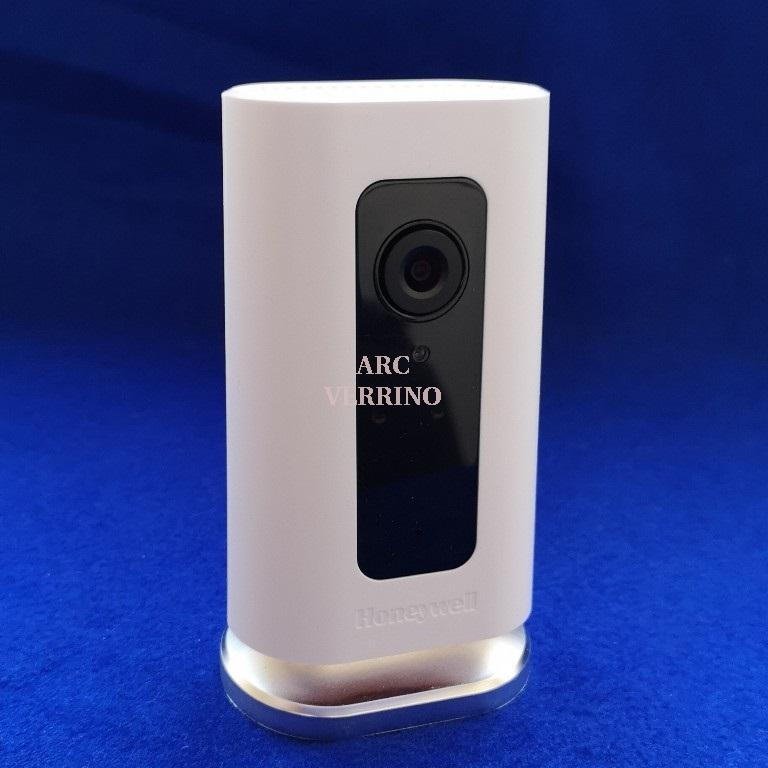 Telecamera di Sicurezza Wi-Fi da 2,4 GHz Honeywell  Lyric C1 - HAWCIC1S