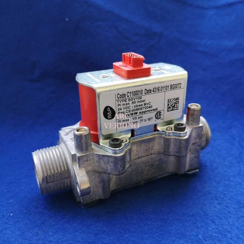 VALVOLA GAS B&P SGV100 C1100010 4021.5010.78