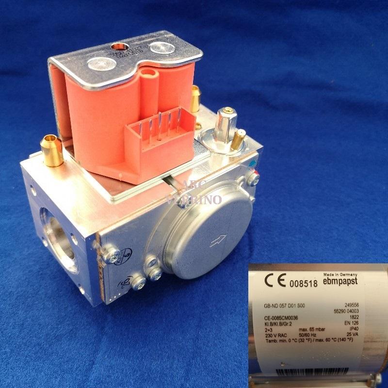 VAVOLA GAS GB-ND 057 D 01S00 per CONDEXA PRO3 249556