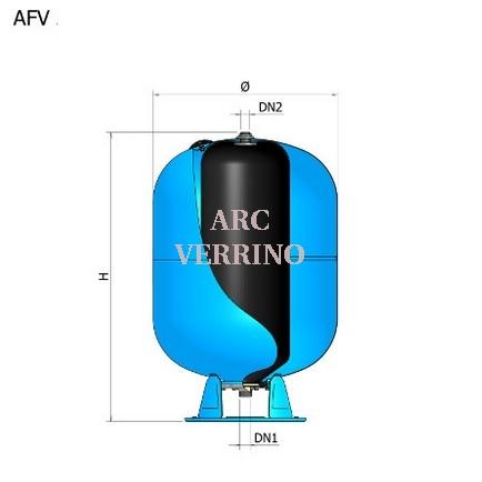 AUTOCLAVE ELBI AFV 100 CE - 100litri