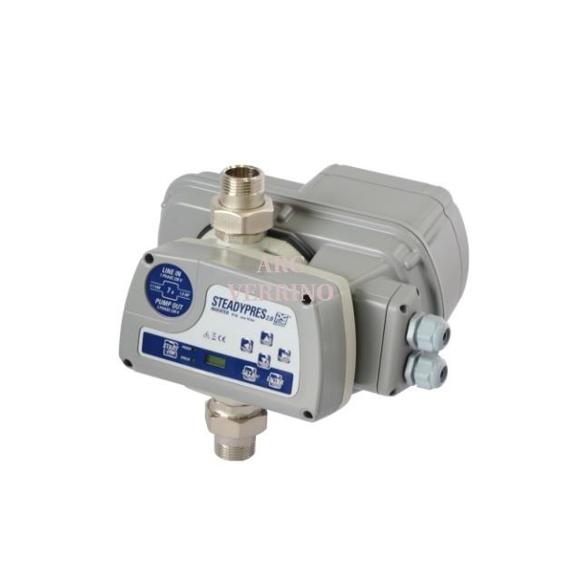DISPOSITIVO ELETTRONICO STEADYPRES INVERTER  per pompe fino a 2HP 1x230v 11A 1-9bar -50064/610DGF
