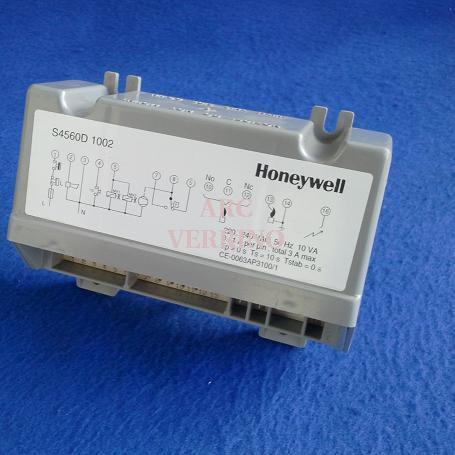 SCHEDA HONEYWELL  S 4560 D 1002/1010